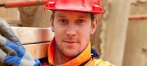 work safety man