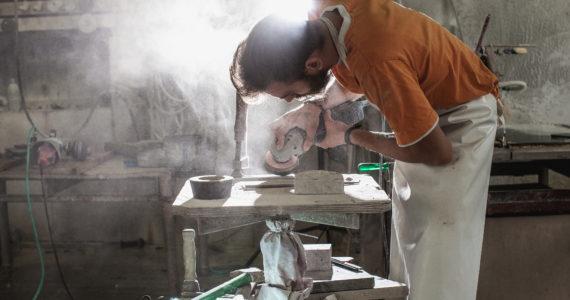 Stonecutter's Workshop